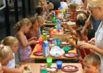 Overblijf kinderrestaurant tussen de middag